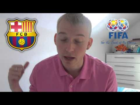 Barcelona 2 Transfer Window Ban