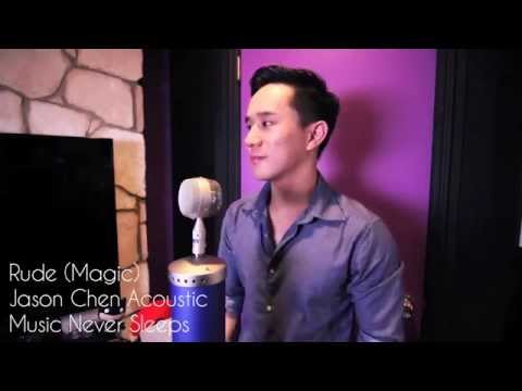 Rude - Magic (Jason Chen Cover)