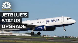 How JetBlue Is Challenging American, United and Delta