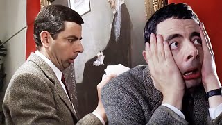 PAINTING Disaster 🎨| Bean Movie | Funny Clips | Mr Bean Official