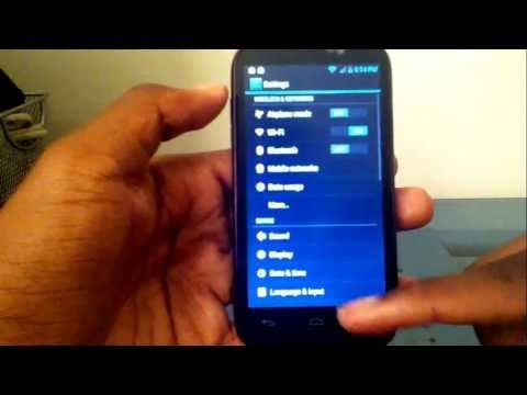 ZTE Warp Sequent Jelly bean Update Review