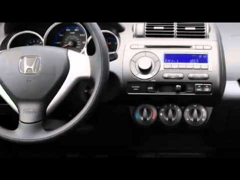 2008 Honda Fit Video