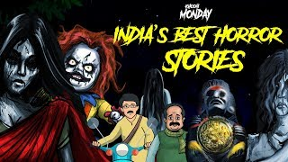Horror Stories In Hindi Vol 1 | India's Most Haunted | Khooni Monday 🔥🔥🔥