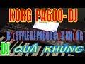 Korg Pa600 Bộ Style DJ Cực Khủng Phần 1 mp3