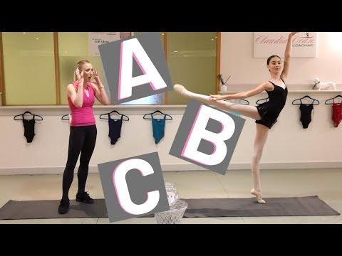 ABC DANCE CHALLENGE   EPISODE 2