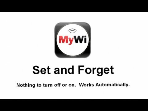 MyWi 5 Tethering Review For iPhone. iPad and iPod Touch iOS 5.1.1