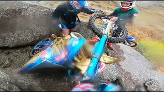 JOEY MAC CRASHES HARD!