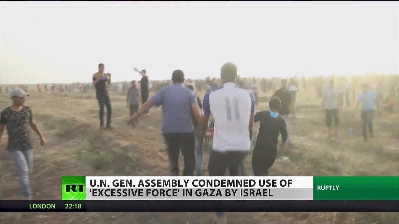 Israeli Violence: UN Condemns Attacks on Palestinians