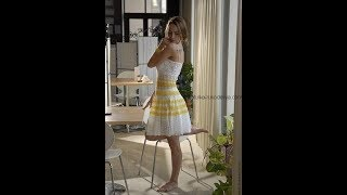 Crochet Patterns| for free |crochet dress| 2502