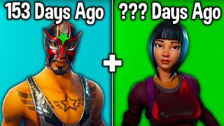 10 MORE SKINS BECOMING RARE IN SEASON 9 FORTNITE! (u didn't know these skins are rare)