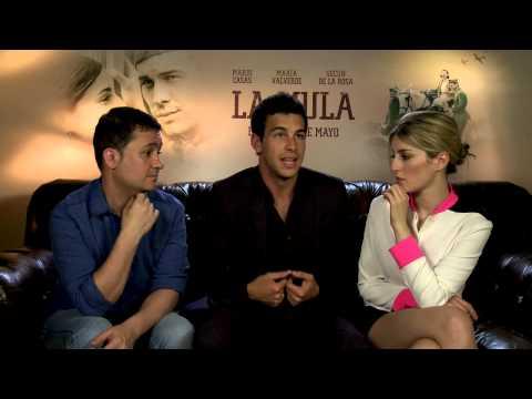 """Entrevistas """"La Mula"""" - Secun de la Rosa, Mario Casas y María Valverde"""