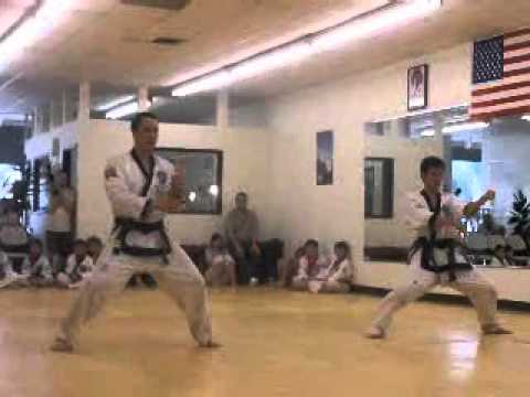 Hwa Rang World Tang Soo Do Moo Duk Kwan Federation Black Belt Testing