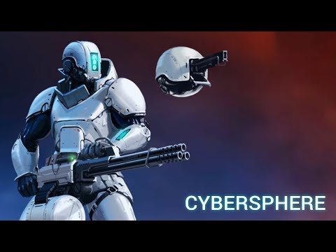 CyberSphere: SciFi Shooter APK Cover