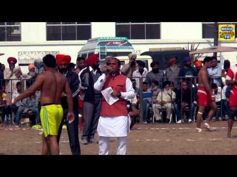 Begowal Kabbadi Part 1 (Media Punjab TV)