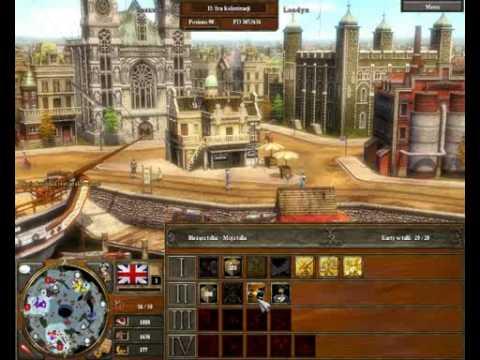 Age Of Empires 3 - prezentacja gry