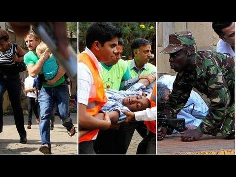 Kenya President Family members killed in Mall Massacre Al Shabab Still Holds Hostages