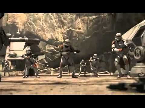 Star Wars Clone Troopers - Real World