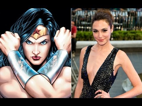 What Do You Think Of Gal Gadot As Wonder Woman? - AMC Movie News
