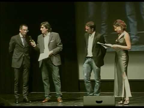 Premiazione e intervista a Giampaolo Pazzini - presentazione Trofeo Dossena 2009