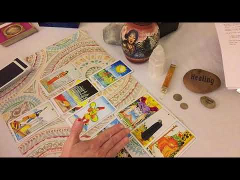 Aries October 2017 Monthly General Love Tarot Reading
