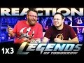 Legends Of Tomorrow 1x3 REACTION!!