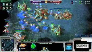 DSCL Q11 - KSǂSjaak vs. [Drz]WonnaPlay - Game 1