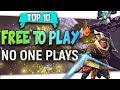 Best New Free Games No One Plays mp3