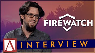 [Nels Anderson is not making Firewatch another Mark of the Ninja] Video