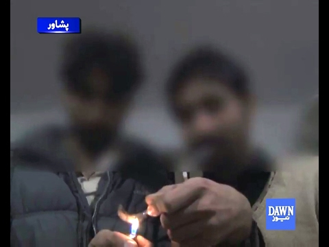 Usage of Crystal meth or ice drug in Peshawar