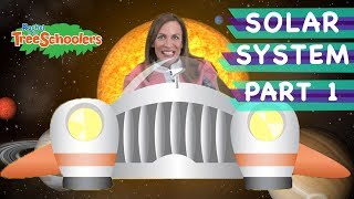 SolarSystem | Treeschool | PART 2 | Educational Kids Videos