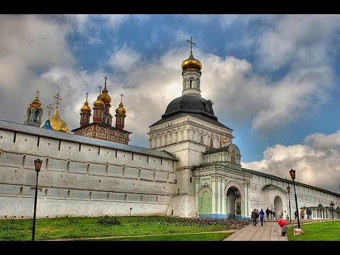 Город памятник. Путешествие в историю. Сергиев - Посад.