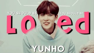 Yunho || You Should Be Loved