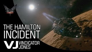 The Hamilton Incident - Elite Dangerous Machinima