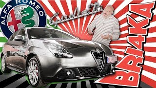 Аlfa Romeo Giulietta | Test and Review| Bri4ka.com