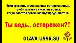 О провокаторах в рядах граждан СССР - служащих колониальных администраций
