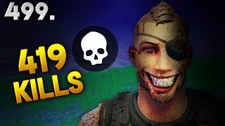 PLAYER WITH 419 KILLS IN ONE GAME.. Fortnite Daily Best Moments Ep.499 Fortnite Battle Royale Funny