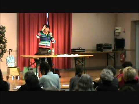 Conférence France Guillain au Pays Basque 19/2/12 partie 6