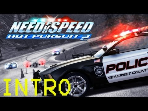 Need for Speed: Hot Pursuit 2 INTRO HD