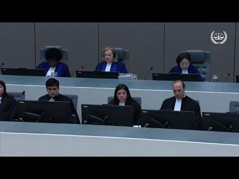 DRCongo ex-leader guilty of war crimes: ICC