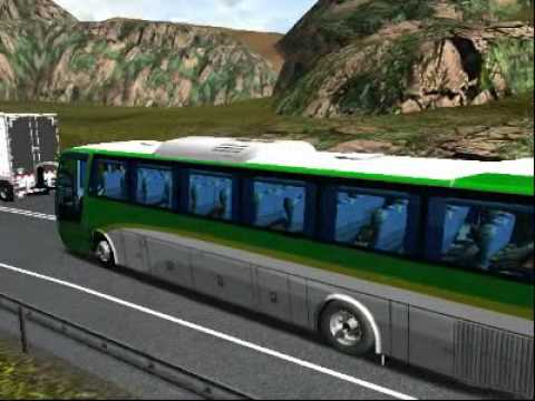 descargar 18 wheels of steel haulin mod bus mexico