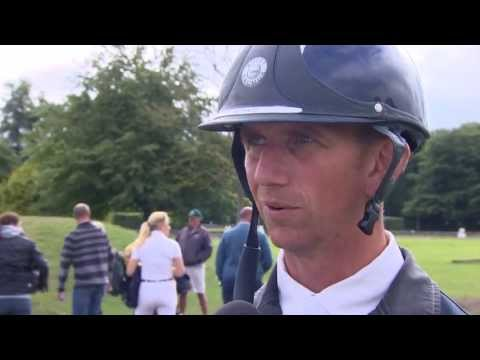 Showjumping - Phillip Miller on producing horses winning the Hickstead Derby