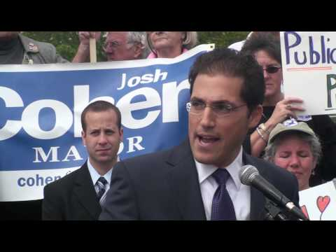 Cohen General Election Kickoff 26 Sept 2009
