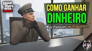 GTA Online: COMO MONTAR SEU IMPÉRIO DO ZERO E FICAR MILIONÁRIO!!!