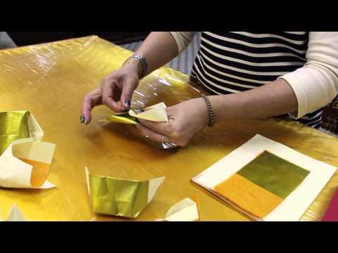 祭拜往生者紙元寶的摺法 :: VideoLike