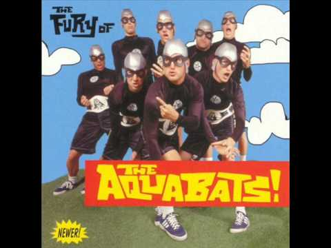 Aquabats - Powdered Milk Man