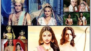 6 Couples portraying Lord Rama Sita of Indian Television Shows