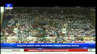 South-west APC Women's Presidential Rally Part 3