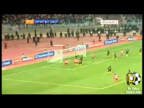 Club Africain CA MAS Tunis Tunisie Maroc Morocco Mas Fez Fes ا��غرب ا��اس� ا��اد� ا�أ�ر��� Coupe de la confédération CAF Confederation Cup match finale alleer virage...