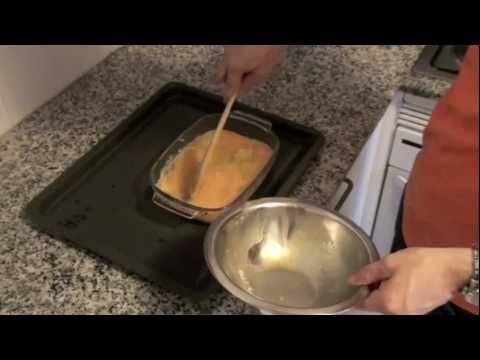 Receta de tortilla de patatas al horno - A Los Fogones