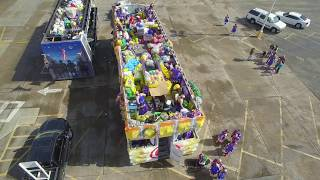 Aquarius Mardi Gras Parade - February 4, 2018